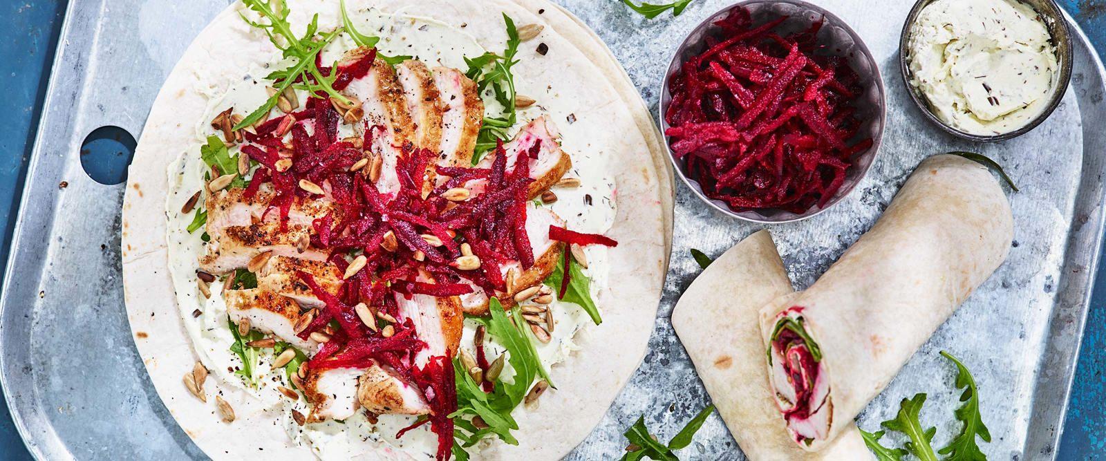 Snabba middagar med kyckling - Recept - Tema