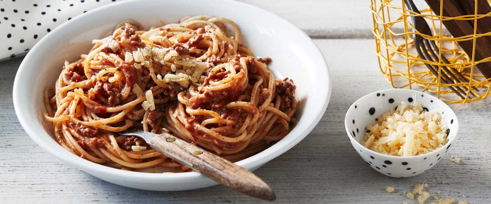 Snabba middagar med köttfärs - Recept - Tema