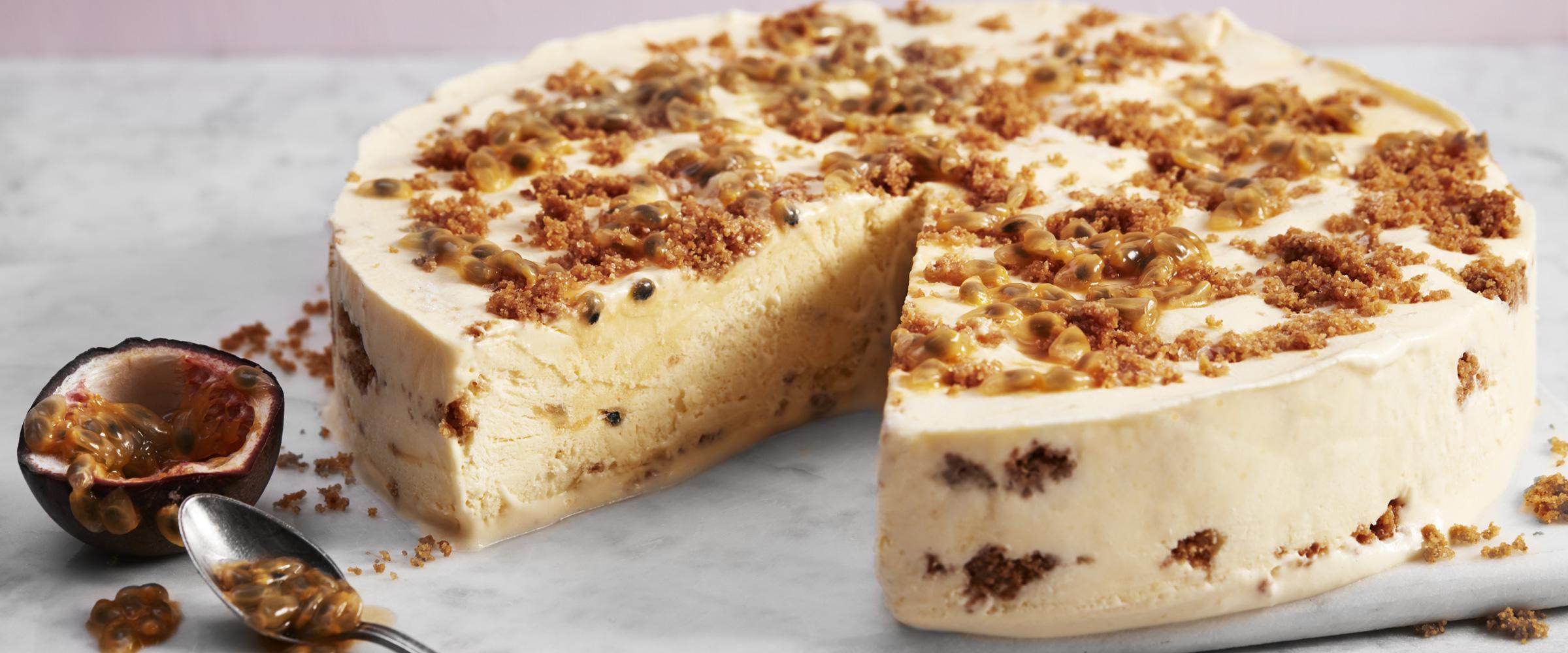 cheesecake utan ugn
