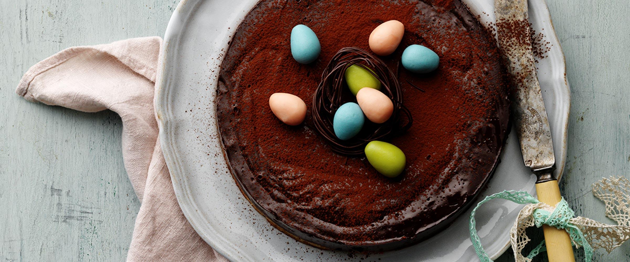Påsktårta - Recept på tårtor till påsk