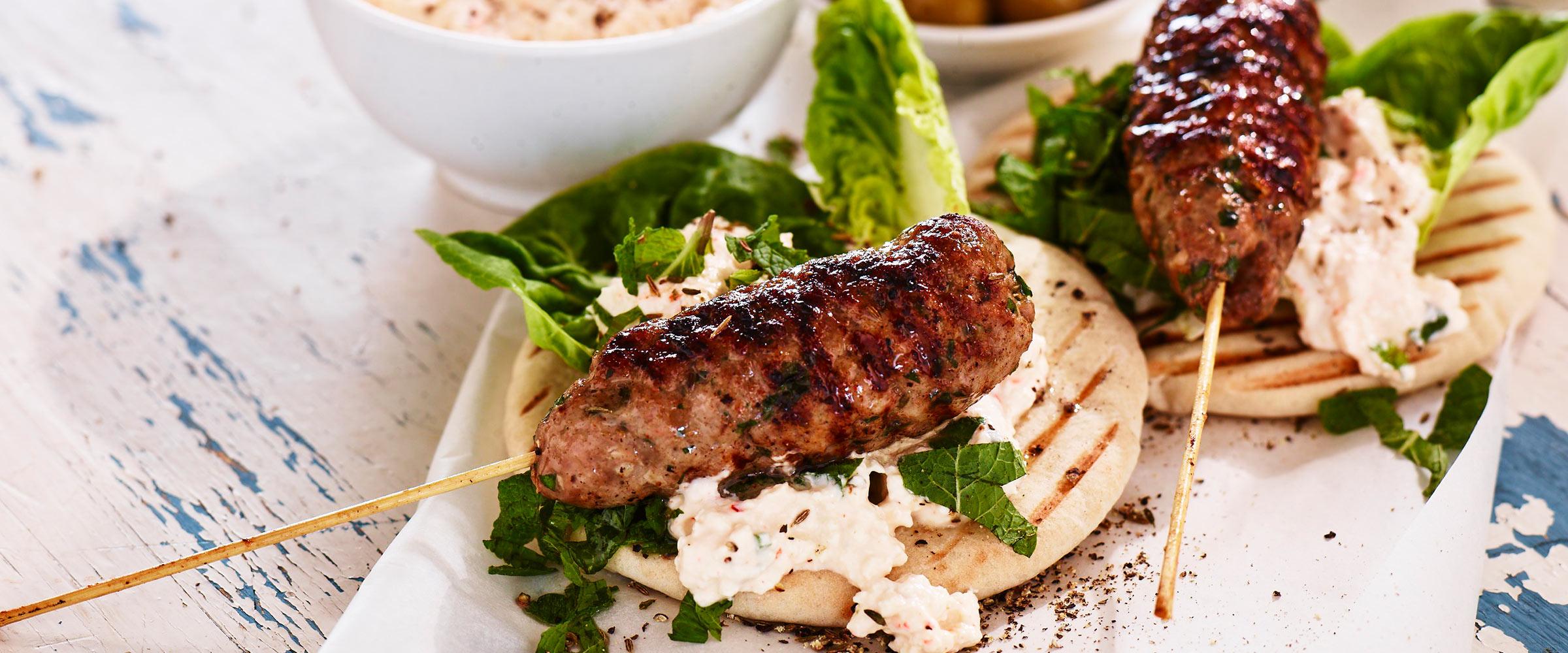 Lamm - Recept med lammkött