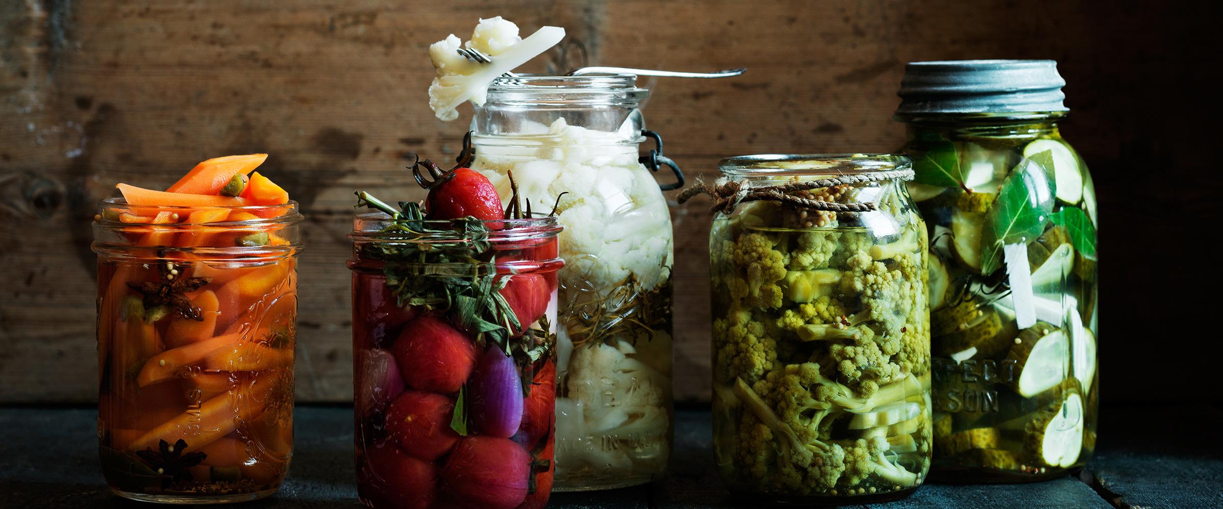 Picklat och inlagt