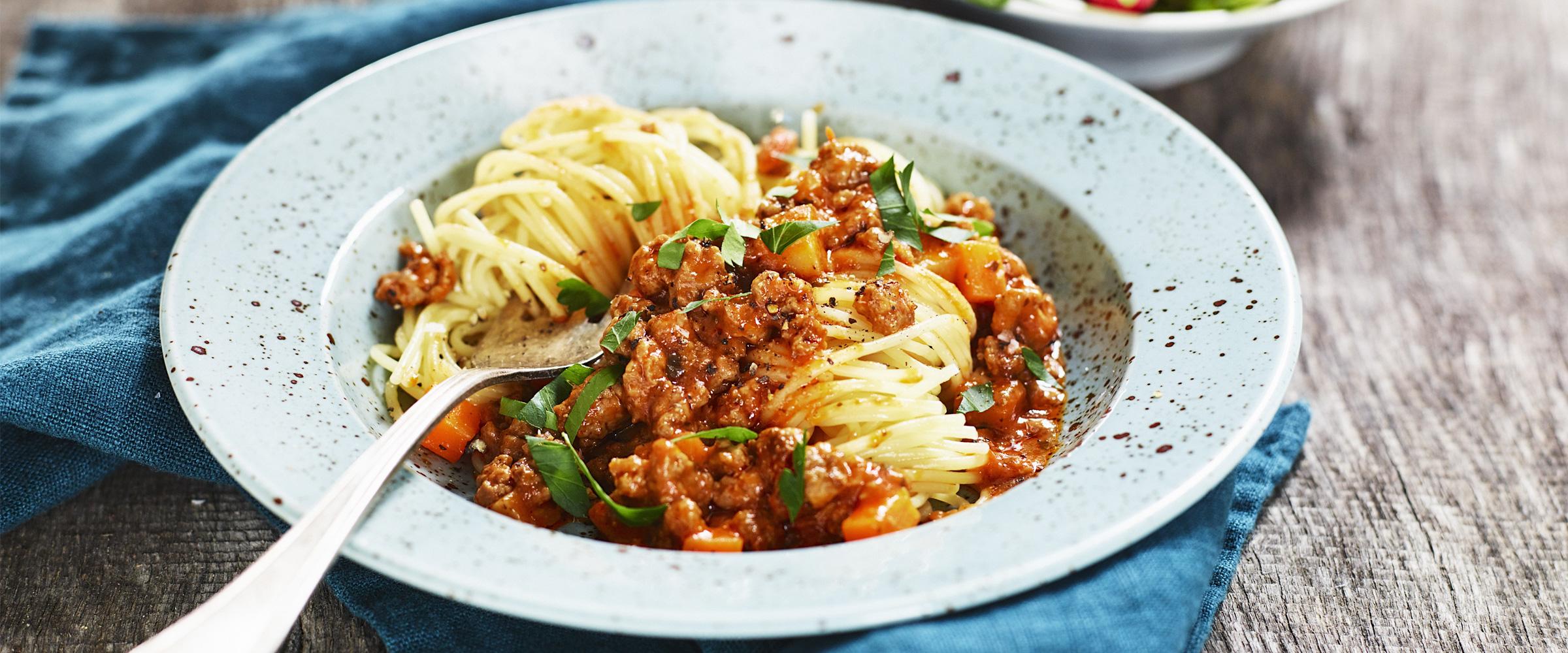 enkel sås till pasta