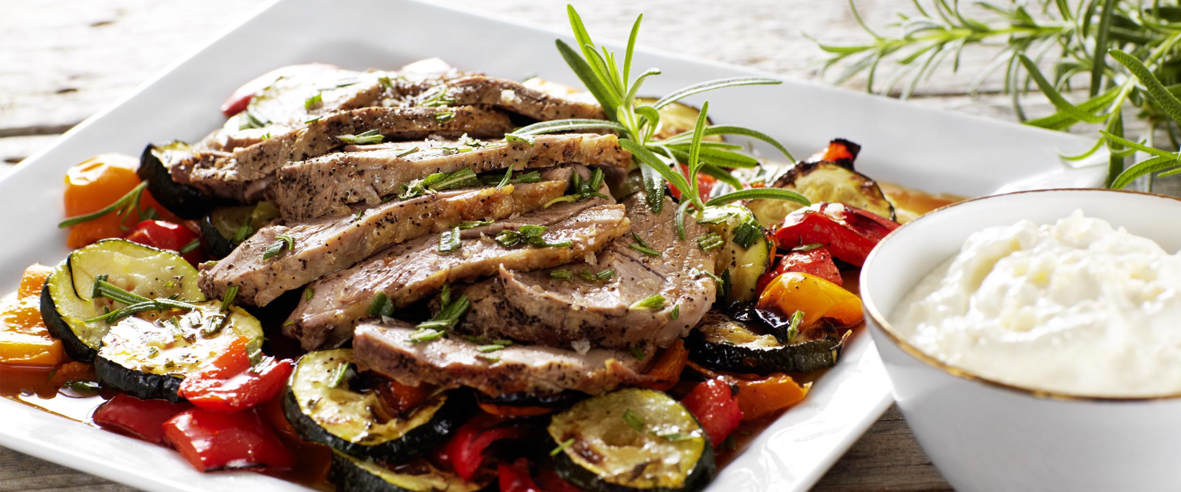 Stek i ugn till middag, massor med recept hos Arla