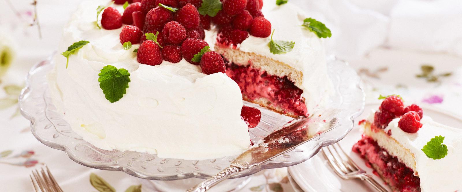 Bröllopstårta - Baka bästa tårtan