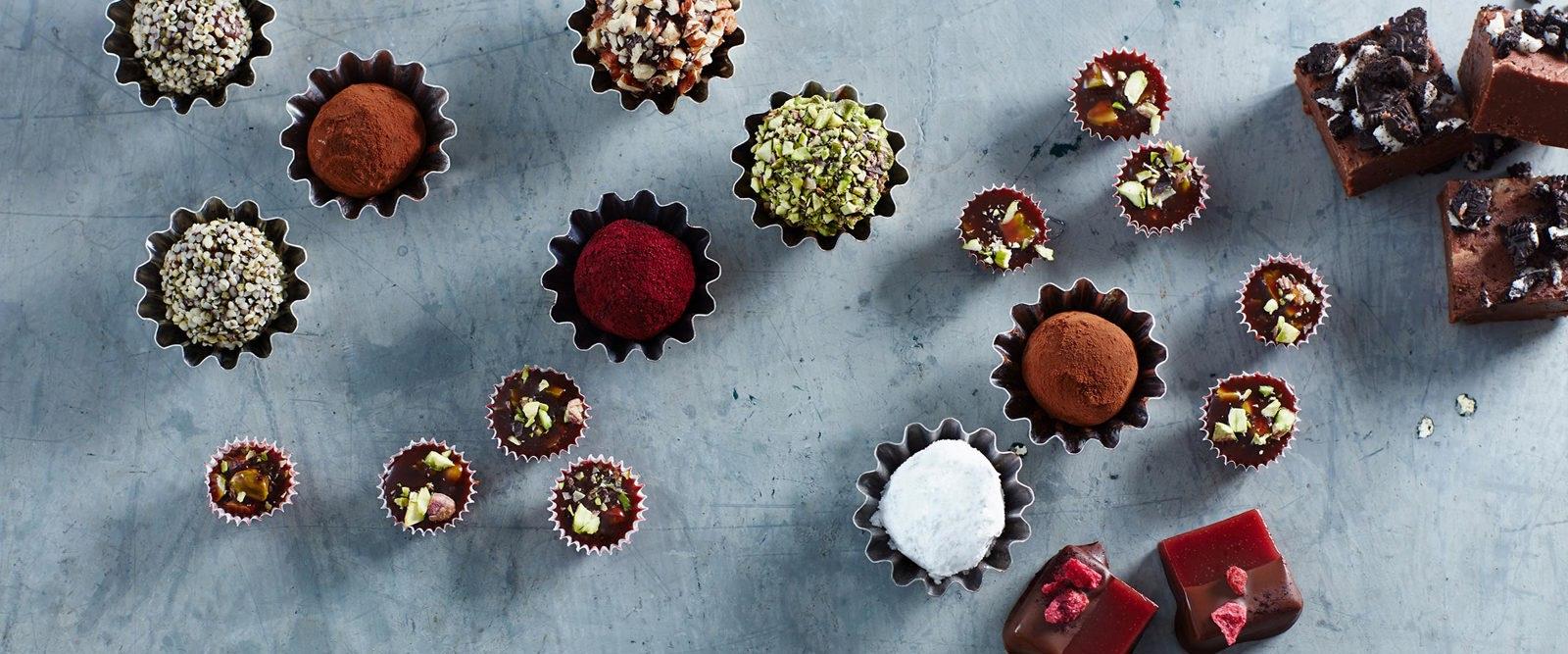 Julgodis med choklad