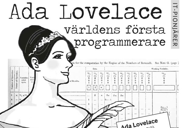 IT-pionjärer – Ada Lovelace