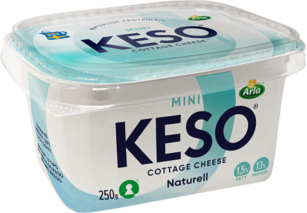 Cottage Cheese Mini 1,5 %