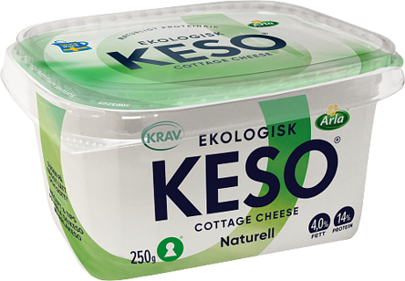 Cottage Cheese Ekologisk 4%