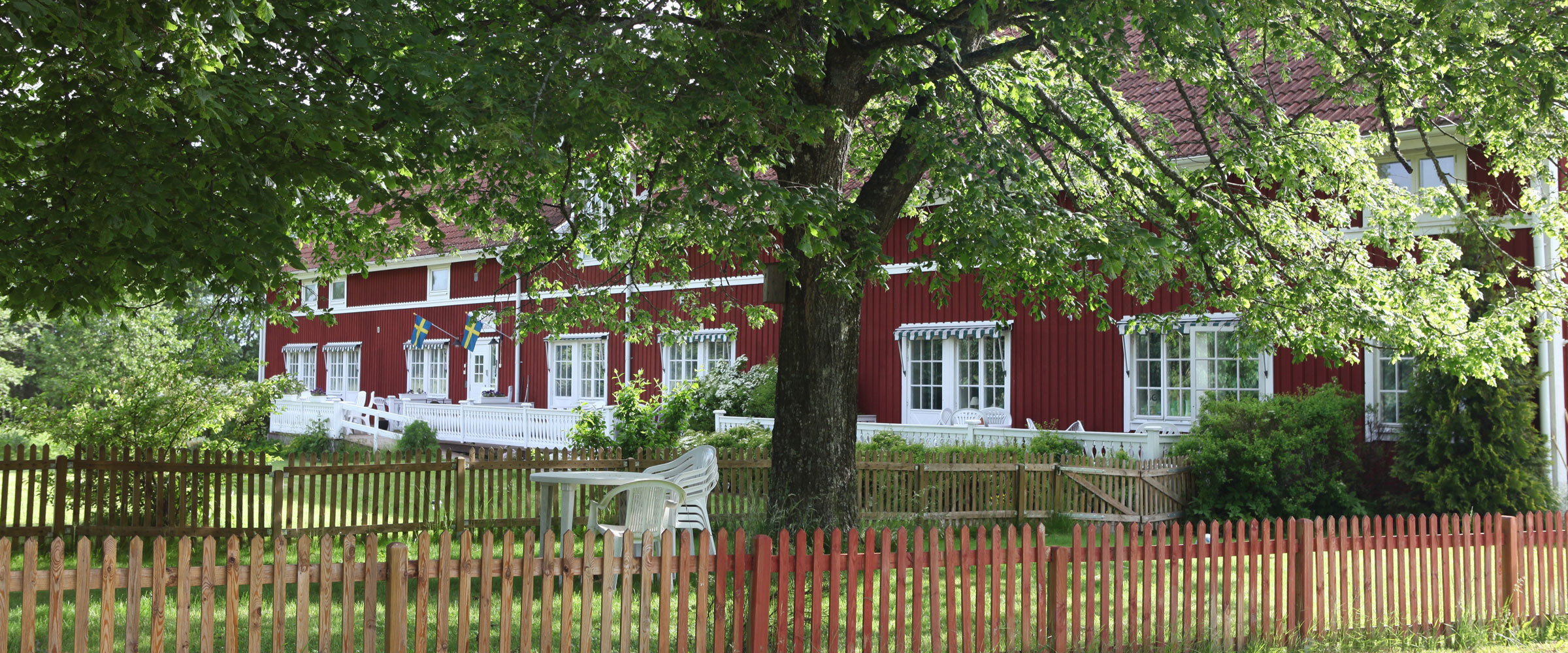 Farm in Sweeden