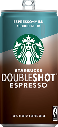 Doubleshot No Added Sugar