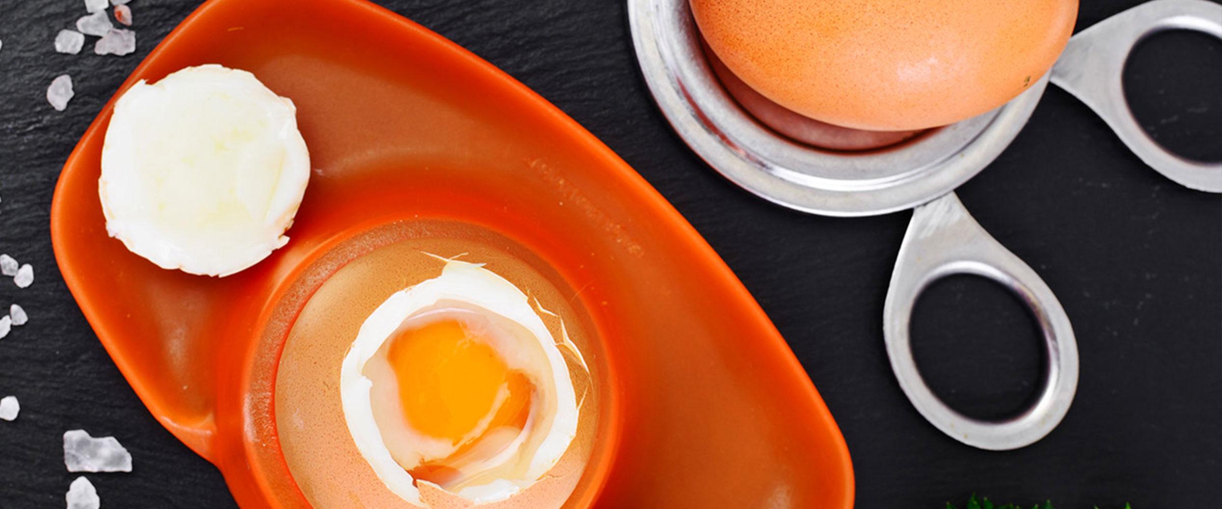 koktid hårdkokt ägg