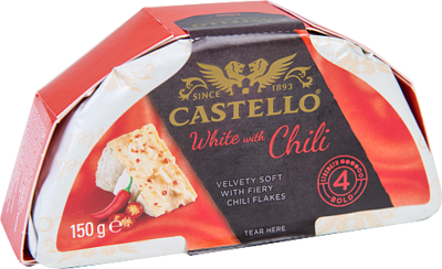 White with Red Chili 39%