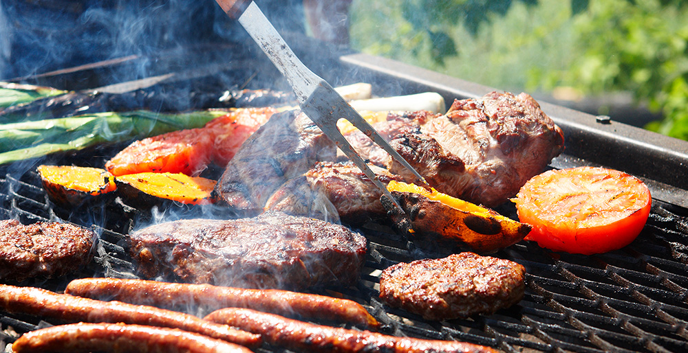 grilla nötkött recept