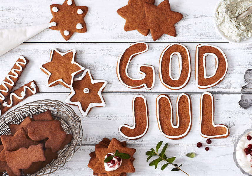 Pepparkakor – god jul
