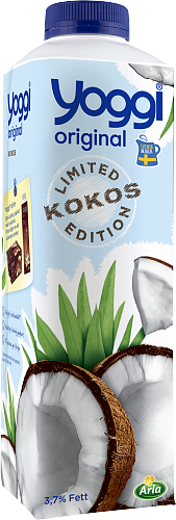 Limited edition Kokos
