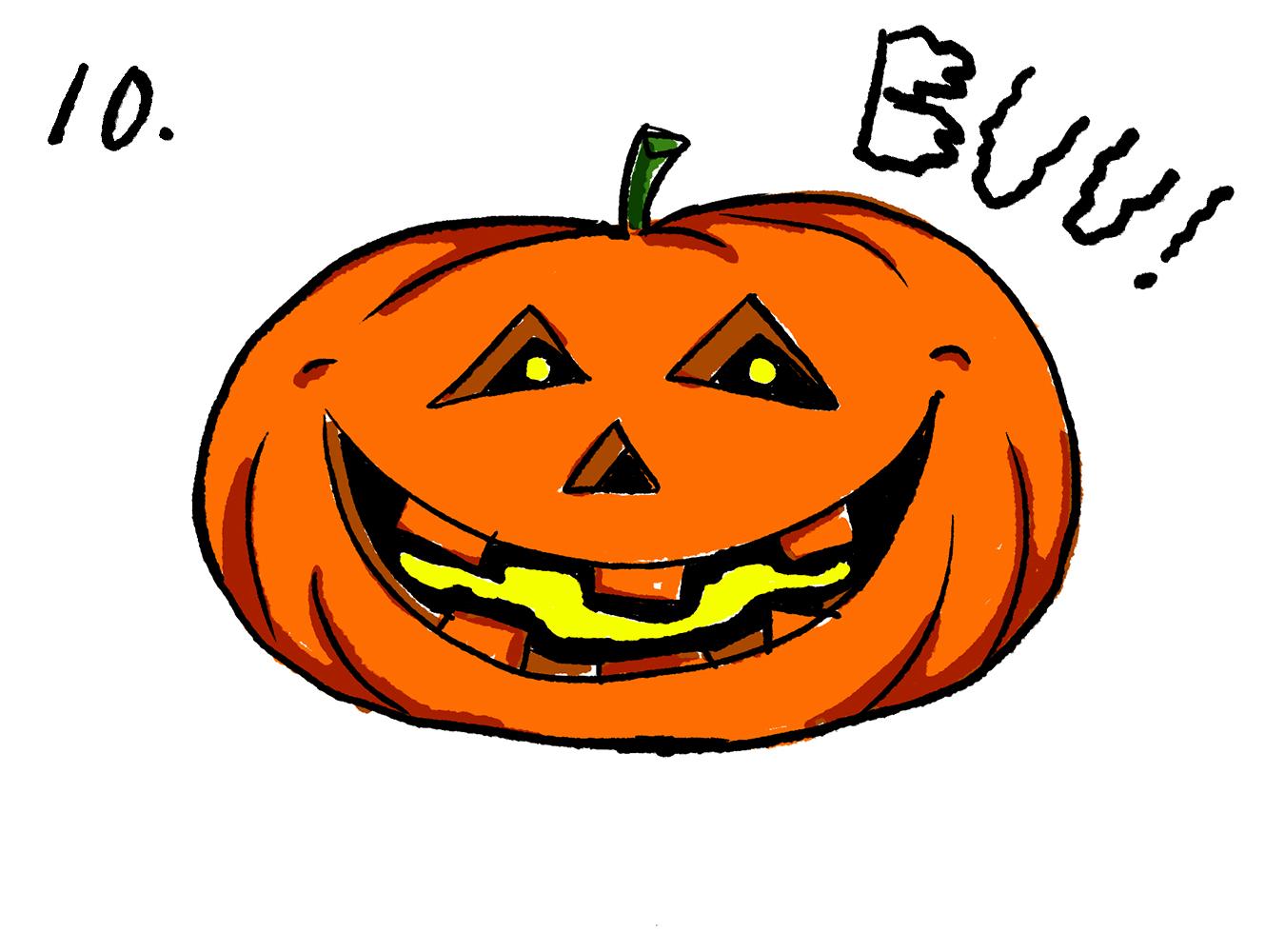 halloween mat arla