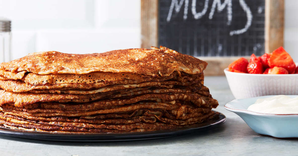 amerikanska pannkakor recept