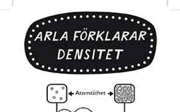 "Arla förklarar ""Densitet"""
